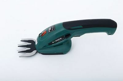 High Quality 2 in 1  Garden Cordless Grass Shear & Trimmer - 3.6v, Soft Grip