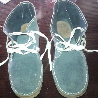 Introuvable Johnny Hallyday Chaussures Vintage Made In France