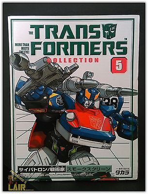 Transformers Takara Collection 5 G1 Smokescreen MIB COMPLETE
