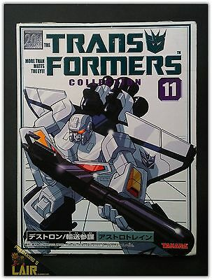 Transformers Takara Collection 11 G1 Astrotrain MIB COMPLETE