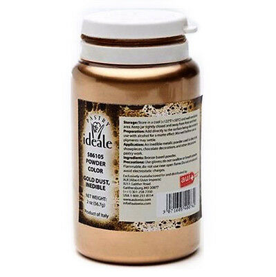Pastry Ideale Gold Dust (Inedible) - 2 oz