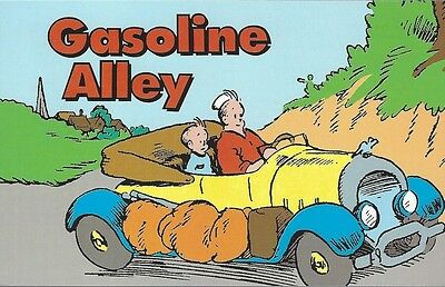 1995 Comic Strip Classics #3000h Gasoline Alley FD Post Card