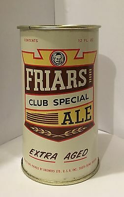 Friar's Club Special Ale - South Bend, Indiana