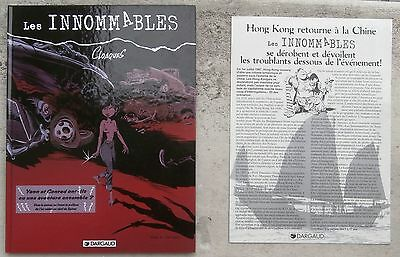 Les Innommables Cloaques  EO 97 +dossier de presse+ serigraphie n&s Neuf Conrad
