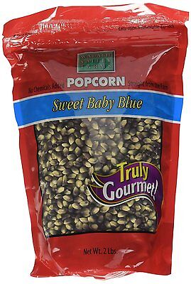 Wabash Valley Farms Popcorn - Sweet Baby Blue - 2 lb