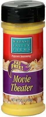 Wabash Valley Farms Popcorn Seasoning - Movie Theater - 5.5 oz