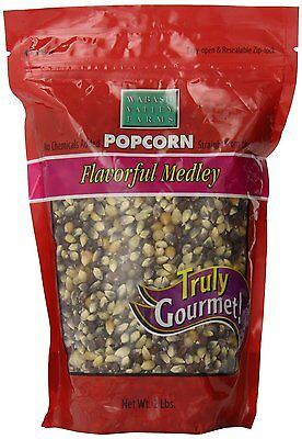 Wabash Valley Farms Popcorn - Flavourful Medley - 2 lb