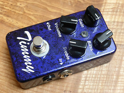 Paul Cochrane Timmy Overdrive effects Pedal Rare V1