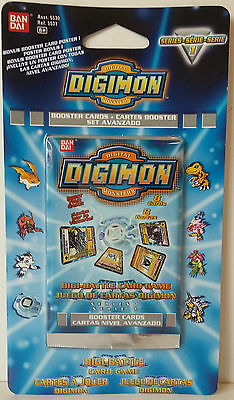 Digimon Series 1 Booster Pack 1999 New Sealed Bandai Rare
