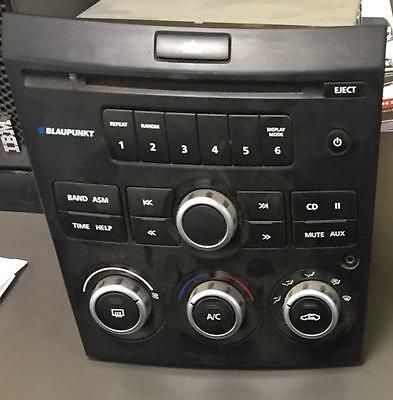 Holden Ve Commodore Black Face Radio Cd Player Stereo Free Post !!