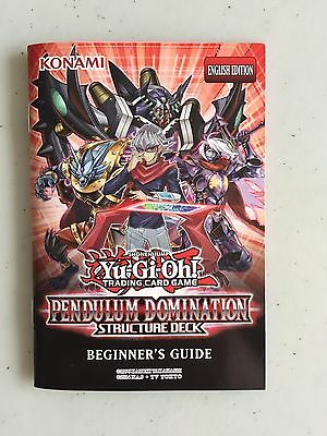 Beginner's Guide - Pendulum Domination Structure Deck - Yu-Gi-Oh! - Yugioh