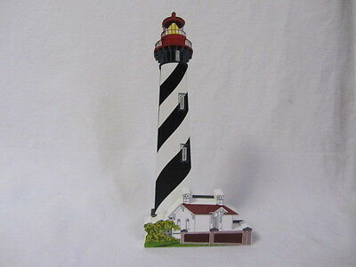 Shelia's Collectibles St Augustine Light Lighthouse St Augustine Fl 1999 Plh12