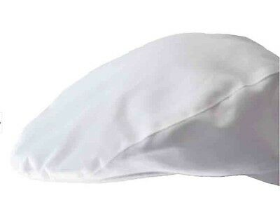 Cafe Attendant Hat Men's and Women's White Chef Beret Hat