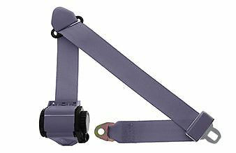 Ford Au Ba Bf Falcon Right Front Drivers Side Seat Belt New Express Post - Grey