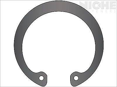 Housing Retaining Ring Internal M22 Spring Steel PH (500 Pieces)