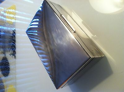 Birks Silverplate Box