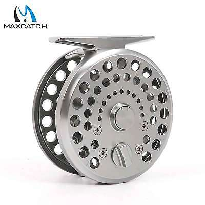 Maxcatch Classic Fly Fishing Reel Cassette 2/3 3/4 Fly Reel