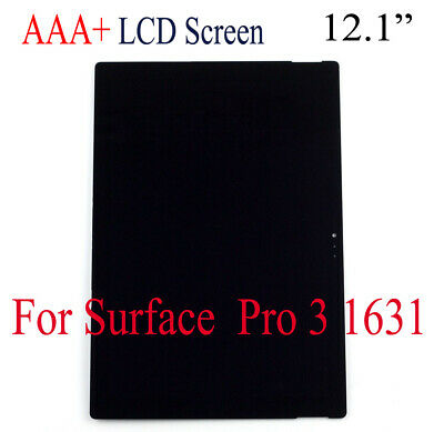 For Microsoft Surface Pro 3 1631 V1.1LCD Display Touch Screen Digitizer Assembly