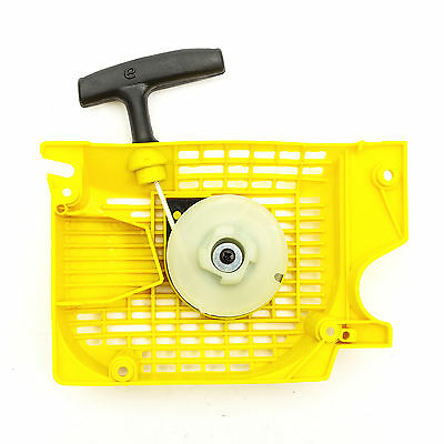 Gas 2T Chinese Chainsaw Recoil Easy PullStart Pullstart Recoil 52cc Chain Saw