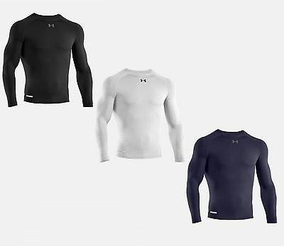 Under Armour Men's UA HeatGear Sonic Compression Long Sleeve Shirt - NWT