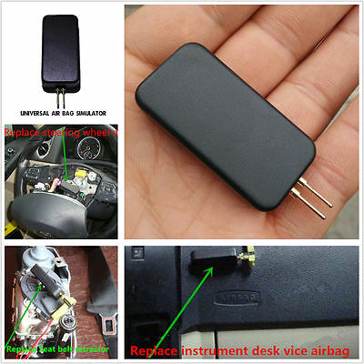 Multifunction Car SUV Air Bag Simulator Bypass Garage SRS Fault Diagnostic Tool