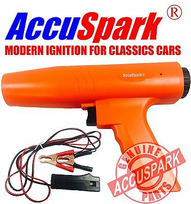 AccuSpark H8000 Standard Ignition Timing Luce