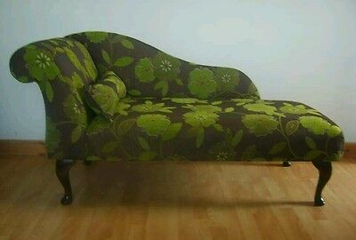 Chaise longue UPHOLSTERED IN YOUR OWN FABRIC