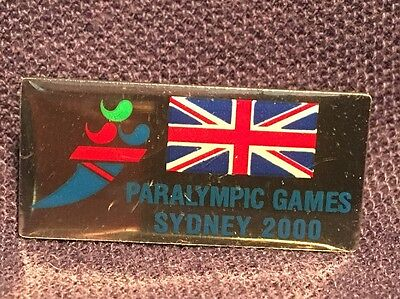 Paralympic Games Sydney 2000 Badge