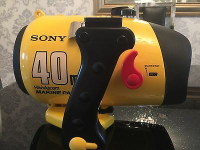 Sony Marine Pack MPK-TR 40m Underwater camera Housing Unit