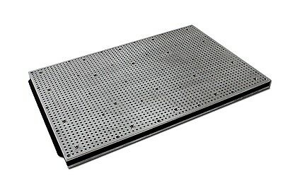 New Model Vacuum table 6040 SEAL2  suited for CNC or Milling machine.