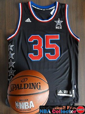 Maillot / Jersey Adidas Swingman NBA All Star Game 2015 Kevin Durant Size M