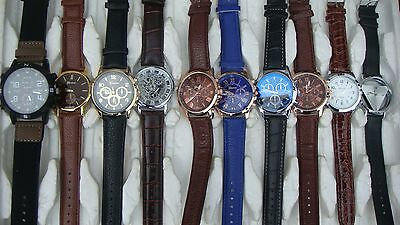 TRADE ONLY JOB LOT OF 10 NEW  X  MIXED WATCHES 100% new and working//