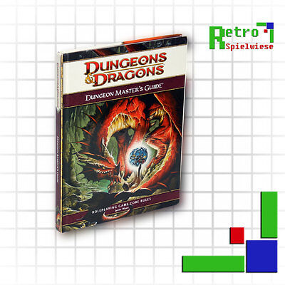 Dungeons & Dragons Dungeon Masters Guide [4.Edition]