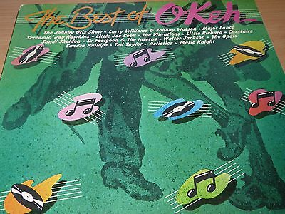 The Best Of Okeh LP - Northern Soul - MP3