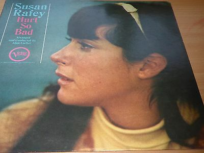 Susan Rafey LP Features - Hurts So Bad - Northern Soul - MP3