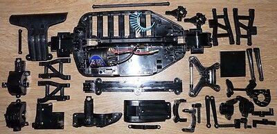 In Stock, On Hand, Tamiya Df-02, A-Arms, Hubs, Knuckles, Shock Towers, Genuine