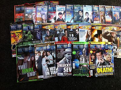 Doctor Who Magazine, £1.59 PER ISSUE, *COMBINED POSTAGE*