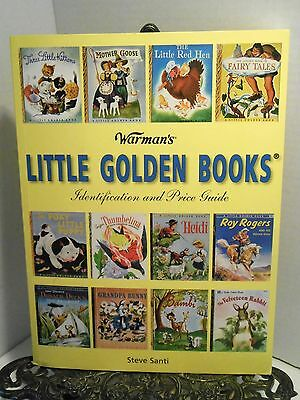 Warman's Little Golden Books Identification and Price Guide Color Illustrations