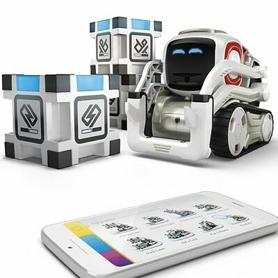 Anki Cozmo Interactive Robot Educational Toy *new*
