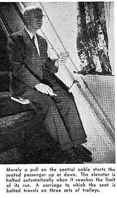 Article How To Make Build Stairs Elevator For Handicapped Home Stair Lift #363