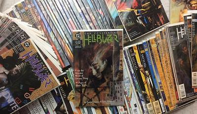 Hellblazer MASSIVE JOB LOT. #1 to #147 (near complete run of 140 issues) 1988