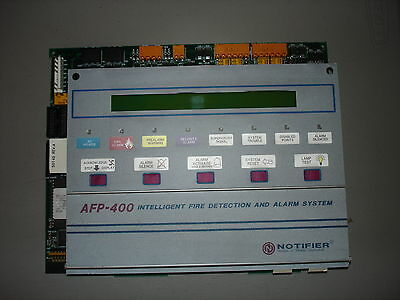 Notifier Cpu-400  Used Fully Tested Large Stock