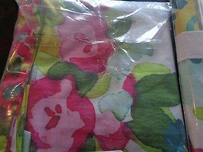 Pottery Barn Teen Beautiful Blooms Euro sham new without tag