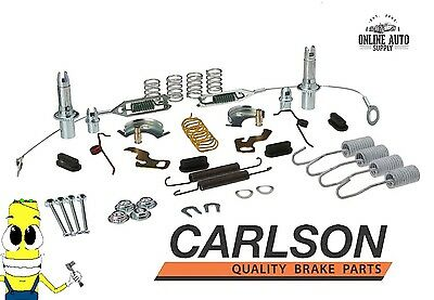 Premium Carlson Brake Drum Hardware Kit for Jeep Wrangler 1990-2006 ( Wagoneer )