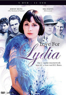 Love for Lydia NEW PAL Cult 5-DVD Set Jeremy Irons