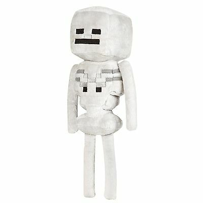 "Minecraft 12"" Medium Skeleton Plush"