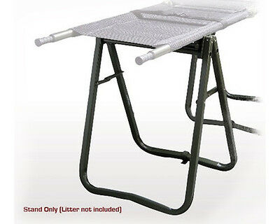 "Nar Collapsible Litter Stands 33"" (50-0330)"