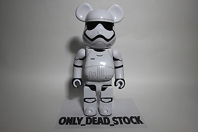 Star Wars X Medicom Toy Bearbrick 400% Stormtrooper Be@rbrick First Order Storm