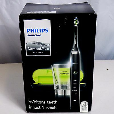 Philips Sonicare Diamond Clean Electric Toothbrush Black Health Beauty Care Best