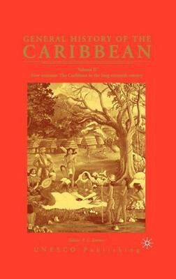 NEW General History Of The Caribbean--Unesco, Vol. 2 by... BOOK (Hardback)